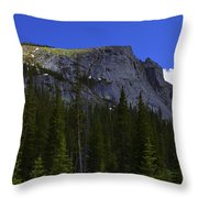 Granite Sun Throw Pillow