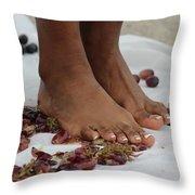 Grape Juice 20  Throw Pillow