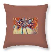 Grapevine Art Throw Pillow