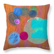 Graphic 11 Throw Pillow