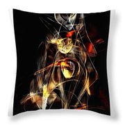 Graphics 1450 Throw Pillow