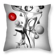 Graphics 1611 Throw Pillow