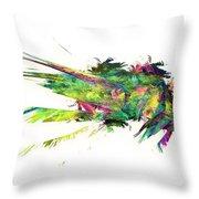 Graphics 1614 Throw Pillow