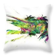 Graphics 1615 Throw Pillow