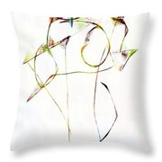 Graphics 1677 Throw Pillow