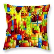 Graphics 1678 Throw Pillow