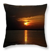 Grasping The Light Throw Pillow
