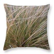 Grasses 5 Throw Pillow