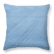 Grates II Throw Pillow