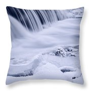 Graue Mills Falls Throw Pillow