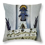 Graumans Sentinel Throw Pillow
