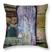 Grave Door Appleby Magna Throw Pillow