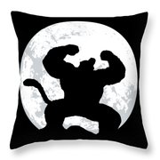 Great Ape Throw Pillow