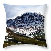 Great Gable Throw Pillow