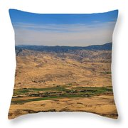 Great View Throw Pillow
