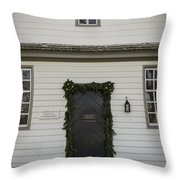 Greenhow Lumber House Throw Pillow