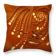 Greetings - Tile Throw Pillow