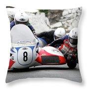 Greg Lambert/julie Canipa Throw Pillow