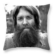 Greg Throw Pillow