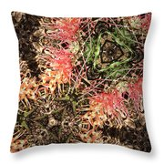 Grevillia Throw Pillow