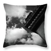 Vientiane Sky Throw Pillow
