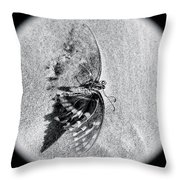 Grief Throw Pillow