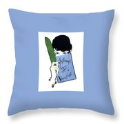 Griffe Throw Pillow