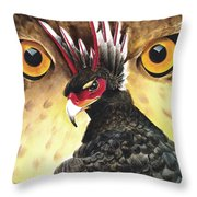 Griffin Sight Throw Pillow