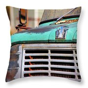 Grill It Throw Pillow