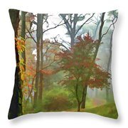 Grings Mill 1030 Throw Pillow