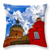 Gripsholm Culture Throw Pillow