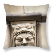 Griswade Throw Pillow