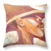 Groovin Throw Pillow