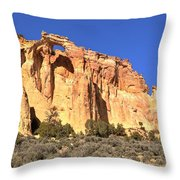 Groscenor Double Arch Panorama Throw Pillow