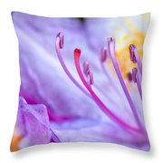 Grow Throw Pillow by Louis Rivera