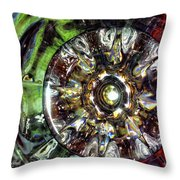 Growing Passion Throw Pillow