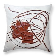 Growth - Tile Throw Pillow