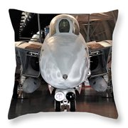 Grumman F-14 Tomcat Throw Pillow