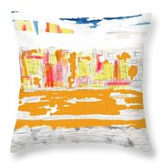 Gto # 2 Throw Pillow