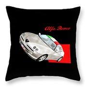 Gtv Alfa Throw Pillow