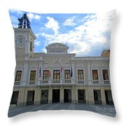 Guadalajara 3 Throw Pillow