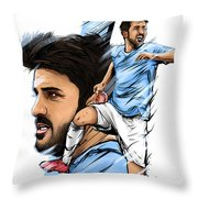 Guaje Maravilla New York City Throw Pillow