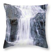 Guam, Talofofo Falls Throw Pillow