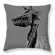 Guardian ... Throw Pillow