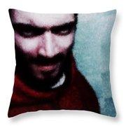 Guardian Of Heaven II Throw Pillow