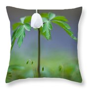 Guardian Of The Small Things Throw Pillow