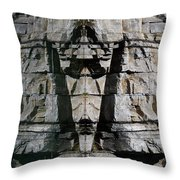 Guardians Of The Lake Throw Pillow