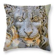 Guards Of The Grand Master.  Throw Pillow