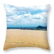 Guayas River View Throw Pillow
