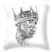 Gucci Mane Throw Pillow